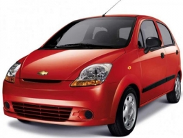 Special Offer for Car Rental Chevrolet Matiz