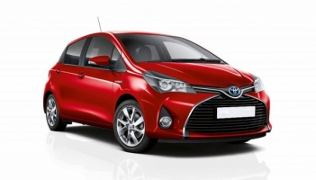 Special Offer for Car Rental Toyota Yaris