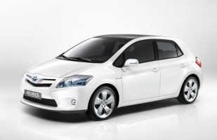 Rent a car Toyota Auris